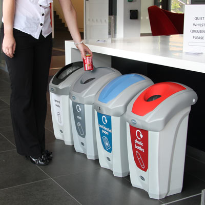 Nexus® 30 Recycling Bins