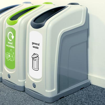 Nexus® 50 General Waste Bin