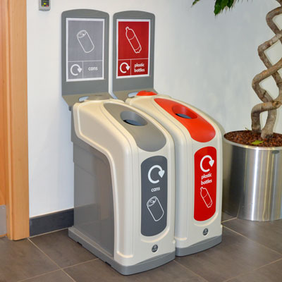 Nexus® 50 Recycling Bins