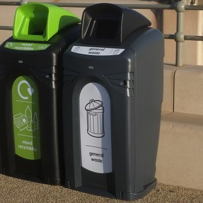 Nexus® City 140 General Waste Unit