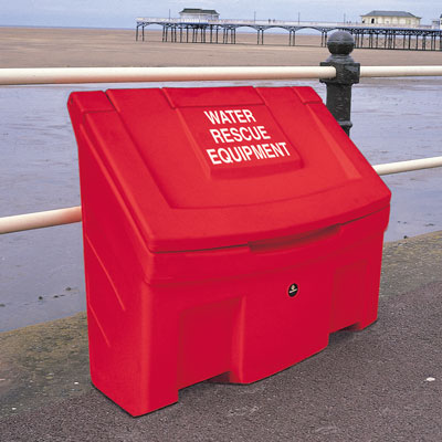 Water Rescue Equipment Storage Container