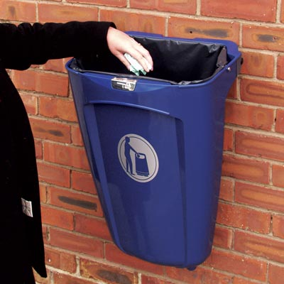 Super Trimline 50™ Litter Bin