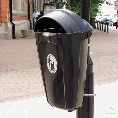 Super Trimline 50™ HSL Litter Bin