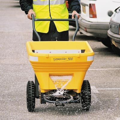 Turbocast 300™ Salt Spreader