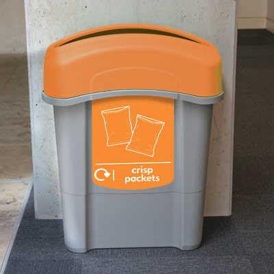 Eco Nexus® 60 Crisp Packet Recycling Bin