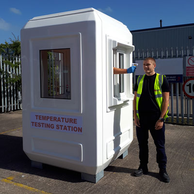 Genesis™ Temperature Testing Station 1.5 x 1.5m