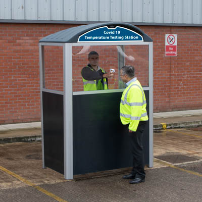 Modus™ Temperature Testing Shelter