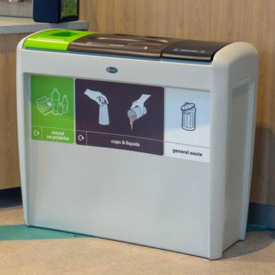 Nexus® Evolution Cup Recycling Station