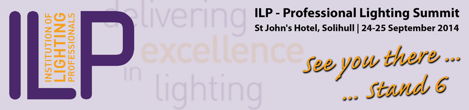 ILP Professional Lighting Summit 2014